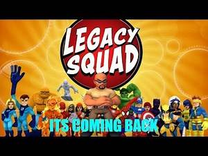 Marvel SHSO Is Coming Back!! (Legacy Squad)