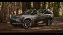 2021 JEEP GRAND CHEROKEE from a JEEP SRT Owner perspective