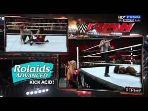 720pHD WWE Raw 2015.11.9 Naomi vs Natalya