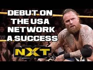 WWE NXT 12/13/17 Full Show Review & Results: THE DEBUT OF NXT ON THE USA NETWORK!