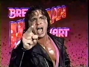 Bret Hart Promo [1992-03-14]