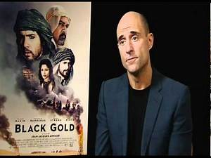 Black Gold Interview - Mark Strong