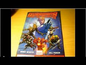 Review of Marvel Comics Guardians of The Galaxy #1 ***SPOILER ALERT***