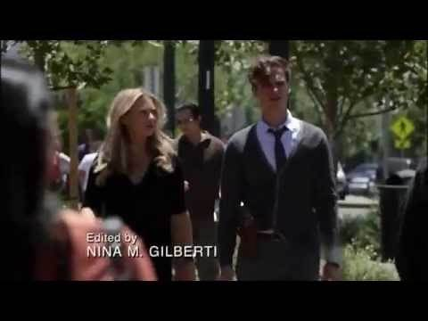 Criminal Minds - JJ and Reid - Angry Fighting