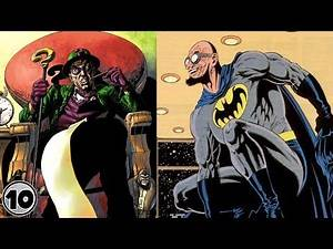 Top 10 Super Villains Who Outsmarted Batman