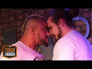 Mada and Josh both impress in their promo battle: WWE Tough Enough Digital Extra, July 14, 2015