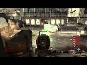 """Call of Duty Black Ops : Live Zombies on Ascension """"New Zombie Map"""" part 3"""