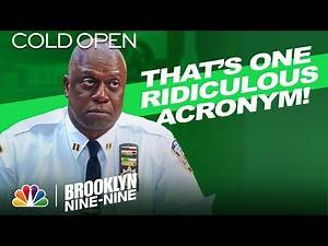 Cold Open: Jake Wants In on the S.T.O.A.S.R.C.E.I.U.E.O. - Brooklyn Nine-Nine