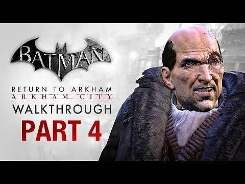 Batman: Return to Arkham City Walkthrough - Part 4 - The Museum