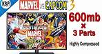 Ultimate Marvel Vs Capcom 3 PC Download   1.8gb Only   Highly Compressed