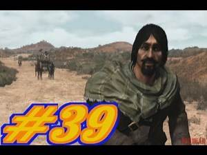 Red Dead Redemption #39 The Great Mexican Train Robbery