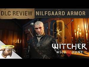 Nilfgaardian Armor Set | DLC Review for The Witcher 3: Wild Hunt on PC