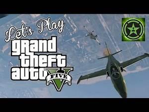 Let's Play: GTA V - Flight Schooled