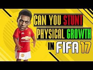FIFA 17 Career Mode Tips: Can you Stunt Player Growth? (PSA)