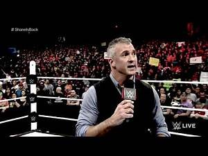 Shane McMahon Vs The Undertaker Wrestlemania 32 Promo