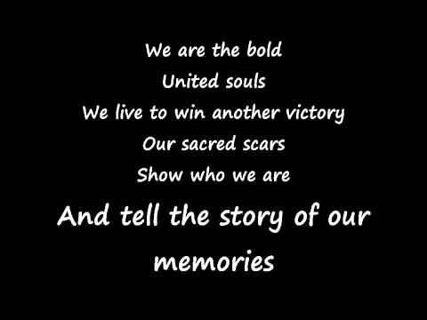 wwe nexus 2010 theme song we are one with lyrics