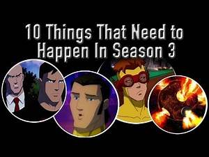 10 Things That Need To Happen In Young Justice Season 3: Outsiders