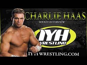 Charlie Haas In Your Head Wrestling Shoot Interview