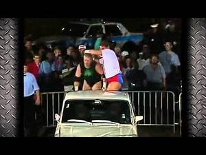 WCW Monday Nitro Parking lot brawl Steven regal vs Belfast Bruiser (Finlay)