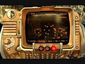 Fallout New Vegas- All Purpose Science Suit (unique armor)