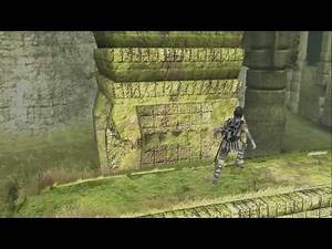 14th colossus - Shadow of the Colossus in HD 1080p with pcsx2