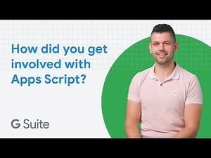 Why Apps Script is great for customizing G Suite by Niek Waarbroek (pt.1)