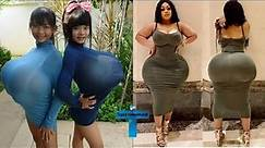 Top 10 Most Unusual People With Longest Body Parts In The World - Extraordinary Human Largest Body