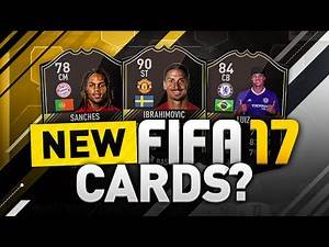 FIFA 17 NEW CARDS?