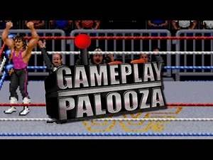 SNES - WWF Royal Rumble Gameplay