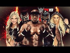 WWE 2K19 : Top 15 Returning Superstar ( Bobby Lashley & Rey Mysterio & More ) #WWE2K19
