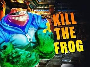 KILL THE FROG- Arbiter: Killer Instinct Season 3 (Online Ranked)