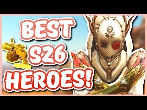 Overwatch - BEST HEROES TO PLAY IN SEASON 26