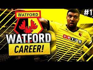 WHAT A START!!! | FIFA 17 Watford Career Mode!!! #1