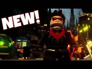 LEGO BATMAN 3: BEYOND GOTHAM - NIGHTWING AND NEW ARROW DLC!