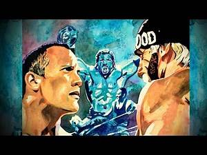 WrestleMania X8 hits the canvas - WWE Canvas 2 Canvas