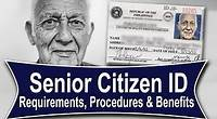 Philippine Senior Citizen ID (Four Easy Steps)