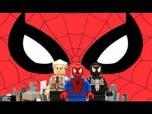 """Lego Spider-Man:The Series-Episode 9:""""Shadow Of The Symbiote"""""""