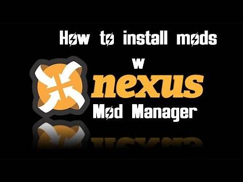 Fallout New Vegas Mod Installation Tutorial with the Nexus Mod Manager
