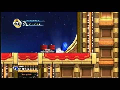 SGB Review - Sonic the Hedgehog 4: Episode 1