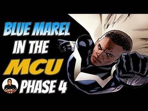 Marvel Phase 4 Announcement:Blue Marvel to enter the MCU?
