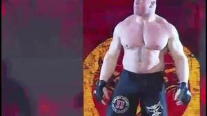 Brock Lesnar vs Bray Wyatt and Luke Harper on WWE Roadblock March 2016