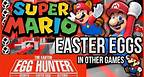 Super Mario Easter Eggs in Other Games - The Easter Egg Hunter