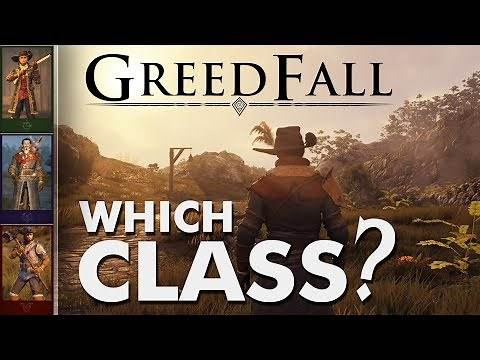 Greedfall – WHICH CLASS SHOULD YOU PLAY? | Skills, Attributes, Talents, & More