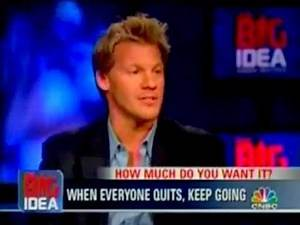 Chris Jericho Interview On The Donny Deutsch Show