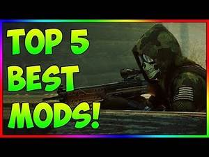 Fallout 4 - Top 5 Best Mods to Download Right Now! Ep. 35 (PS4, XBOX, PC)