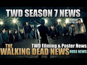 The Walking Dead Season 7 News Episode 7 and 8 Potential Spoilers Walking Dead Season 7 News