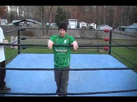 Zig Zag - How to do the Zig Zag - Pro wrestling finisher