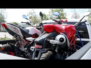 Getting Free Motorcycles
