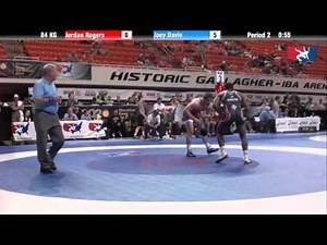 Jordan Rogers vs. Joey Davis