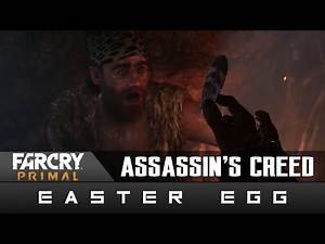 Far Cry Primal - Assassin's Creed Easter Egg Location